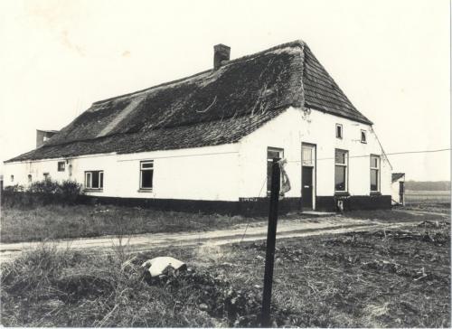 Boerderij V.d. Burght Kammerberg nu Fam Boschman